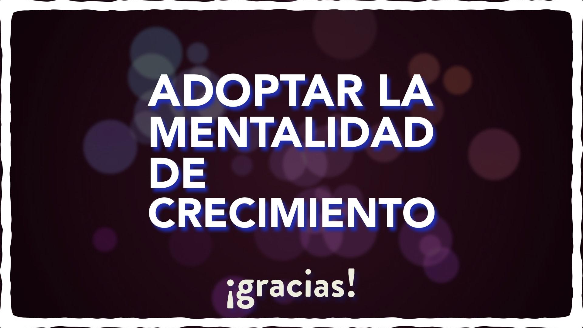 image from Mentalidad de Crecimiento